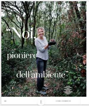 NOI PIONIERE DELL'AMBIENTE